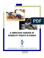 Disability Rights in Ghana