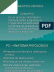 Pancreatitis Crònica