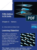 Chapter 2 - Vectors