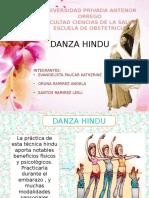 Danza Hindu en el embarazo