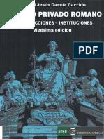 8 Derecho Romano
