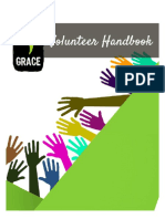 GRACE Volunteer Handbook