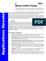 Molten Sulfur Newsletter