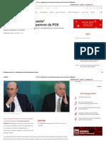 PEC 241 é _flagrantemente_ Inconstitucional, Diz Parecer Da PGR _ Partido Dos Trabalhadores