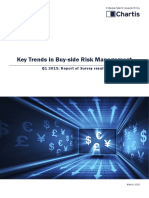 Key Trends in Buy Side Risk Management Report