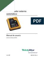 Desfibrilador Externo Automático AED 10 TM