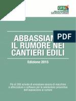 CFS AV%2fCFS AV Abbassiamo Rumore Nei Cantieri Edili R1
