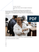 Libre Hector Moreno Galvis Por Vencimiento
