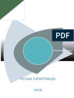 FICHAS CATASTRALES