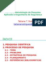 2CIV192-Metodologia de Pesquisa Aplicada à Engenharia de Segurança.pptx