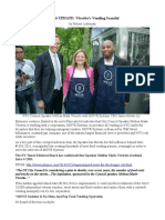 Council Speaker Viverito Donations from MOVE Systems execs, SVP