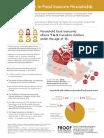 PROOF - Children in Food Insecure Households - Factsheet