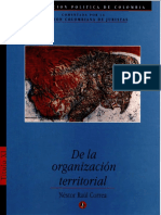 Constitucion Politica de Colombia Titulo XI, De la organizacion territorial.pdf