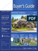 Coldwell Banker Olympia Real Estate Buyers Guide October 22nd 2016