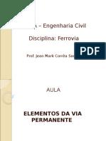 Aula 06_Elementos da Via Permanente.ppt