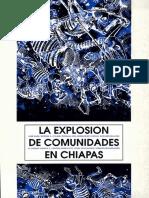 La Explosion de Comunidades en Chiapas