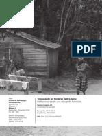 Traspasando Las Fronteras Dentro-fuera Reflexiones Desde Una Etnografía Feminista