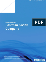 Kodak Co. Financial Report 2016