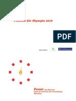 Konzept Flamme 2018