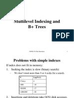 Lesson 11 Btrees