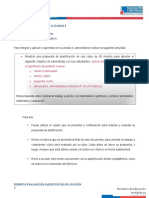 planificación lenguaje 6 básico
