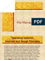 Lesson 1 Introduction to File Management