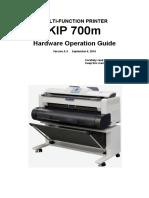 KIP 700m