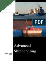 Advanced Shiphandling - 2012