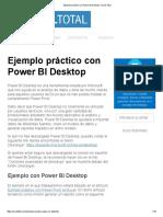 Ejemplo Práctico Con Power BI Desktop - Excel Total