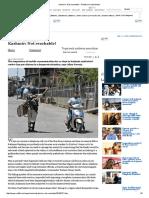 Kashmir_ Not Reachable! - Rediff