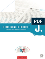 Jesus-Centered Bible Sampler