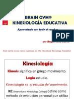 BG - Kinesiologia Educativa