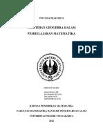 Petunjuk Praktikum Geogebra Fixx