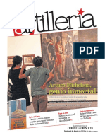 Correo Del Orinoco 4 de Agosto 2013 Arturo Michelena