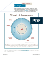 Dan Siegel-Wheel of Awareness Guided Meditation