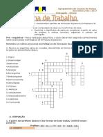 Ficha Formaçao de Palavras