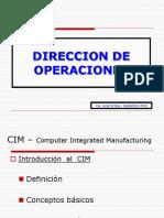 Direccion de Operaciones Septiembre 2016