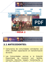 Pro Yec to Leche Oruro
