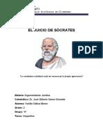 El Juicio de Sòcrates