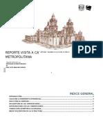 Reporte Catedral