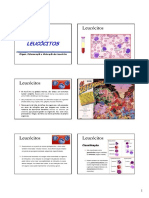 Slide Da Profª. Ledilce Almeida Ataíde [Fisiopatologia E Farmacoterapia I] - 2011.1 - (04º) - LEUCÓCITOS (1).pdf