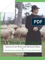 [Terry Reed] Herds and Hermits America's Lone Wolves