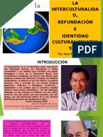 Conferencia Sobre Interculturalidad