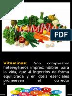 EXPO Tema 4 Vitaminas