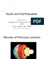 Faults and Earthquakes.pptx