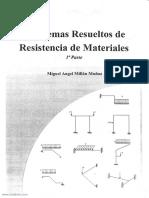 183. Problemas Resueltos de Resistencia de Materiales - Miguel A. Millán Muñoz.pdf