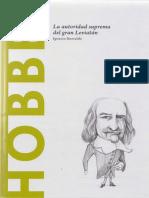 25. Iturralde, Ignacio - Hobbes. La autoridad suprema del gran Leviatán.pdf