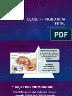 1 Clase 1 Vigilancia Fetal