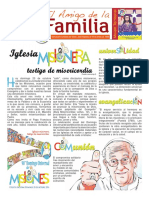 EL AMIGO DE LA FAMILIA domingo 23 octubre 2016