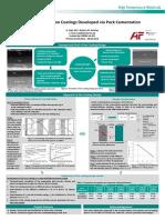 High Temperature Materials Poster Coatingsdesign